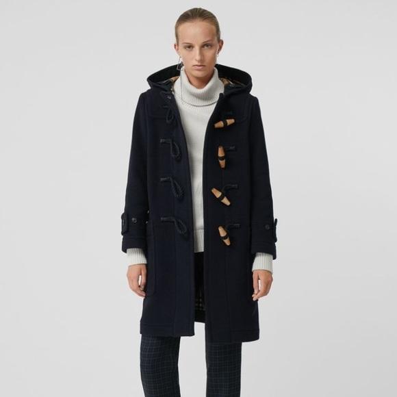 Burberry Jackets & Blazers - Burberry Duffle Coat
